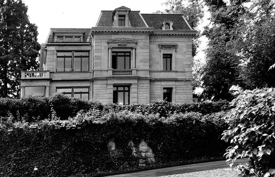 Villa «Diana» mit Orangerie